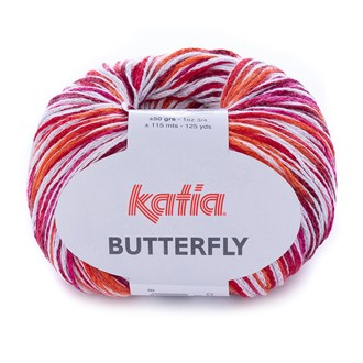 Katia Butterfly Knitting Yarn 83