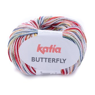 Katia Butterfly Knitting Yarn 84
