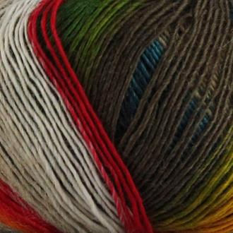 Katia Darling Rainbow Knitting Yarn 305