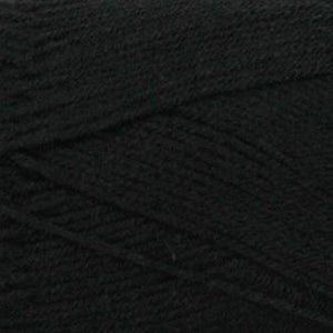 FiddLesticks Superb 4 Knitting Yarn Black