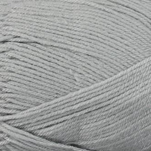FiddLesticks Superb 4 Knitting Yarn Light Grey