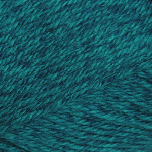 FiddLesticks Superb Tweed Knitting yarn Teal