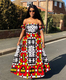 African Fashion Allure African Print