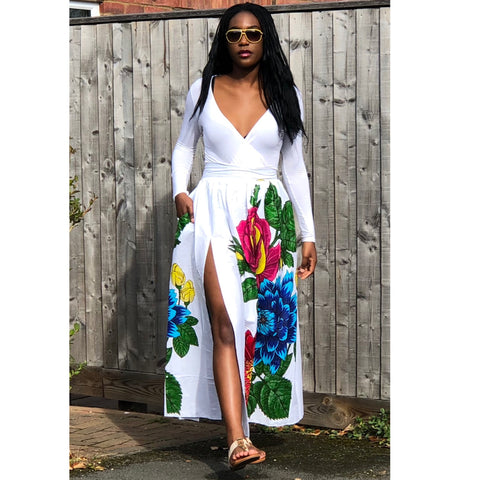 african print skirt african fashion allure