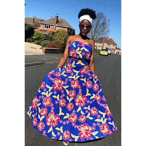 African Print Sets - African Print