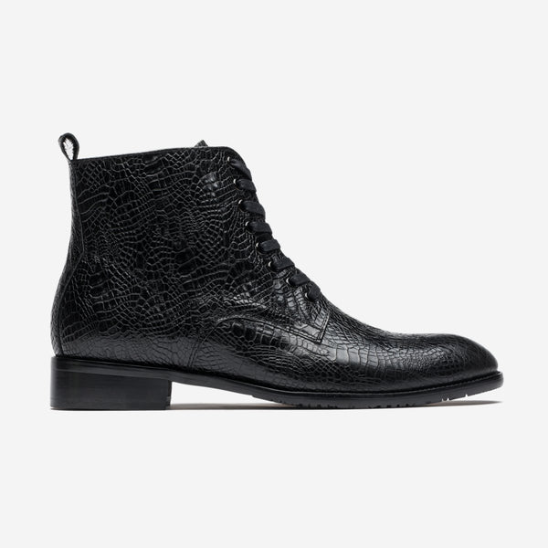 Men Ankle Boots Black - Top Ankle Boots - OPP Official Store (OPP France)
