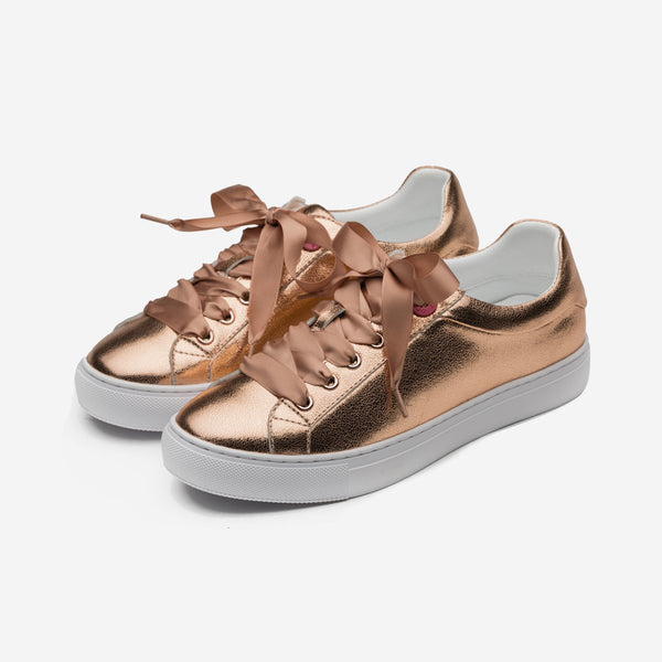 Women Casual Shoes Golden - Top Women Casual - OPP Official Store (OPP France)
