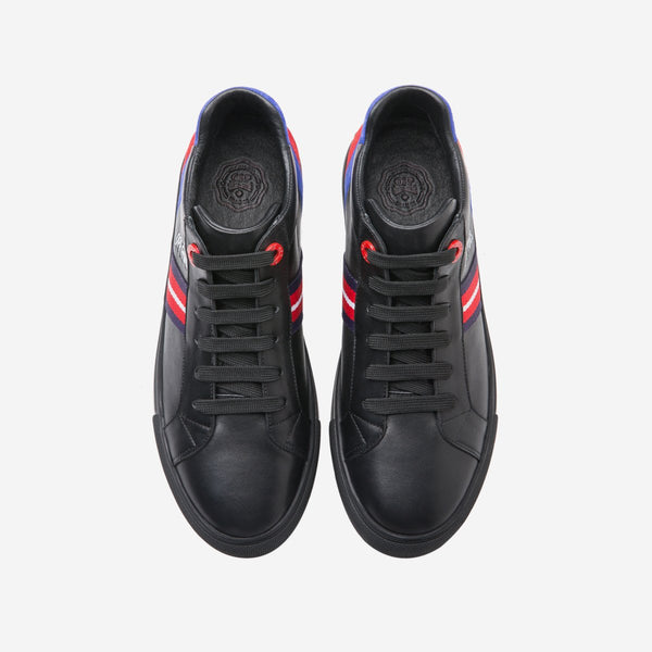 Casual High-Top Shoes Black - Top High-top Shoes - OPP Official Store (OPP France)