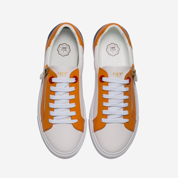 Casual Shoes Orange