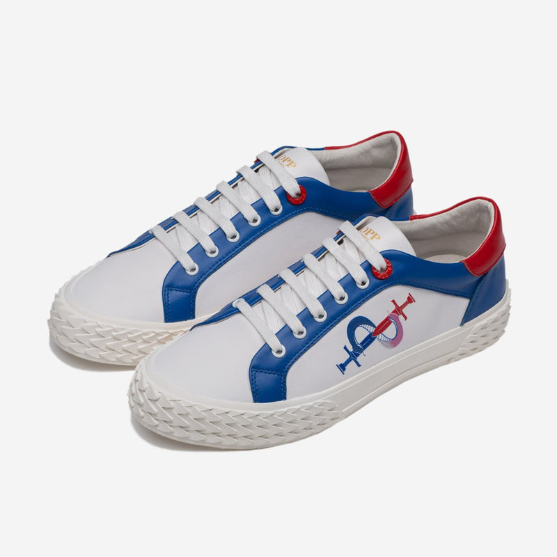 Casual Shoes Blue - Limited Edition