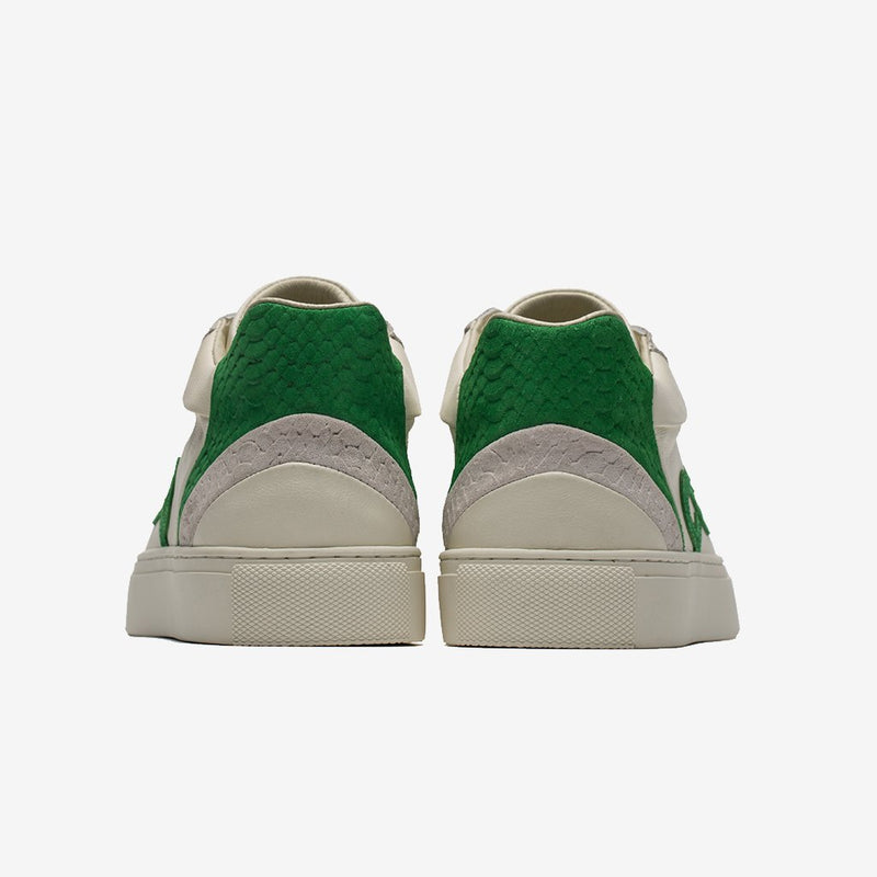High-Top Shoes Green