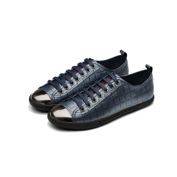 Casual Lace-Up Shoes Blue - Top Casual Shoes - OPP Official Store (OPP France)