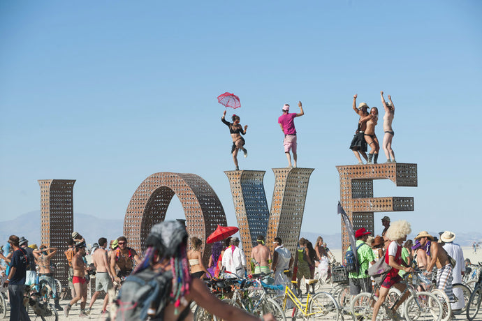 What is Burning Man?