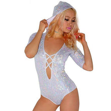 Hooded Festival Bodysuit