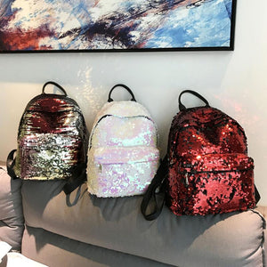 Sequin Festival Backpack
