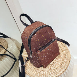 Shiny Sequins Backpack