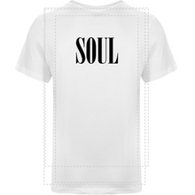 Load image into Gallery viewer, Lost Soul 91 V-Neck Tee - White