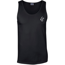 Load image into Gallery viewer, Mens Gym Vest - BLACK
