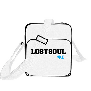 Lost Soul - Day Bag - White