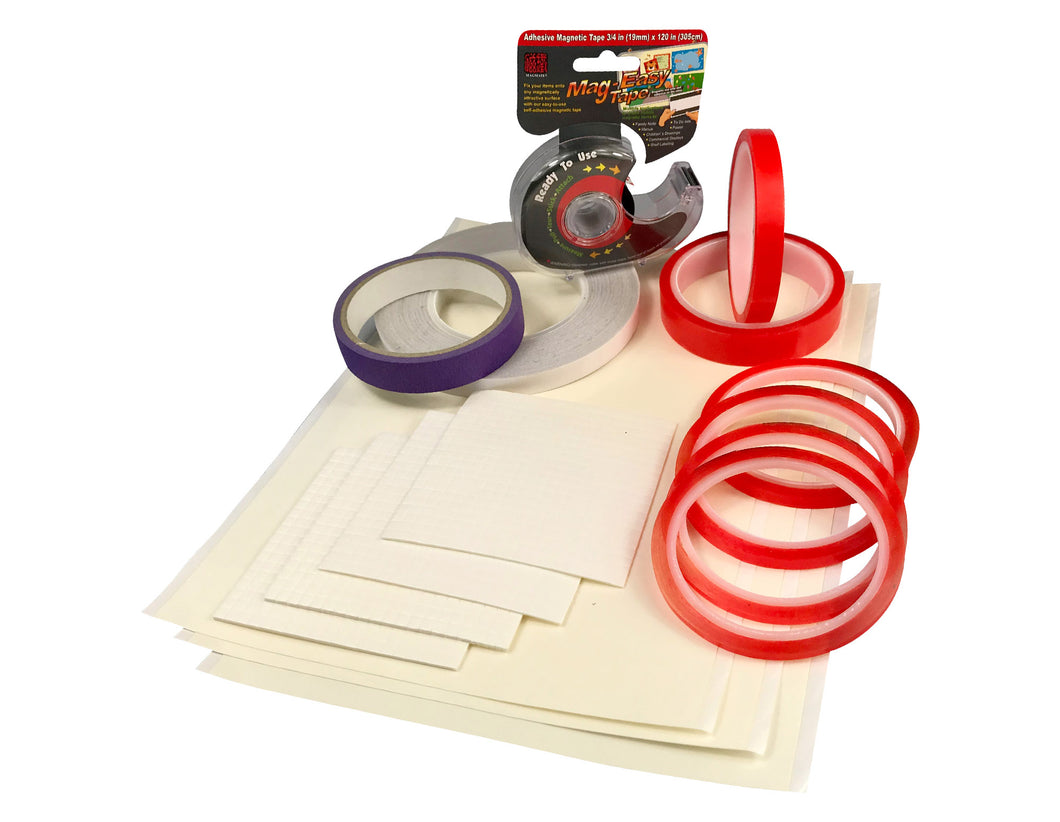 tapes and adhesives for card making