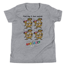 Load image into Gallery viewer, Find the 2 That Match Childrens Tee