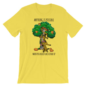 Anything is Possible Adult Tee