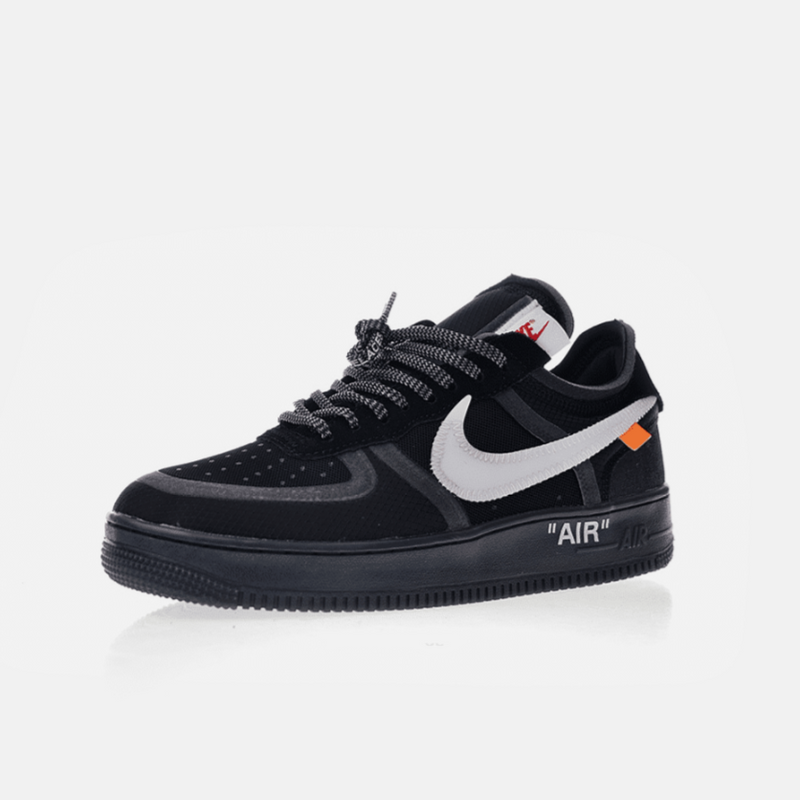 AIR FORCE ONE OFF WHITE BLACK