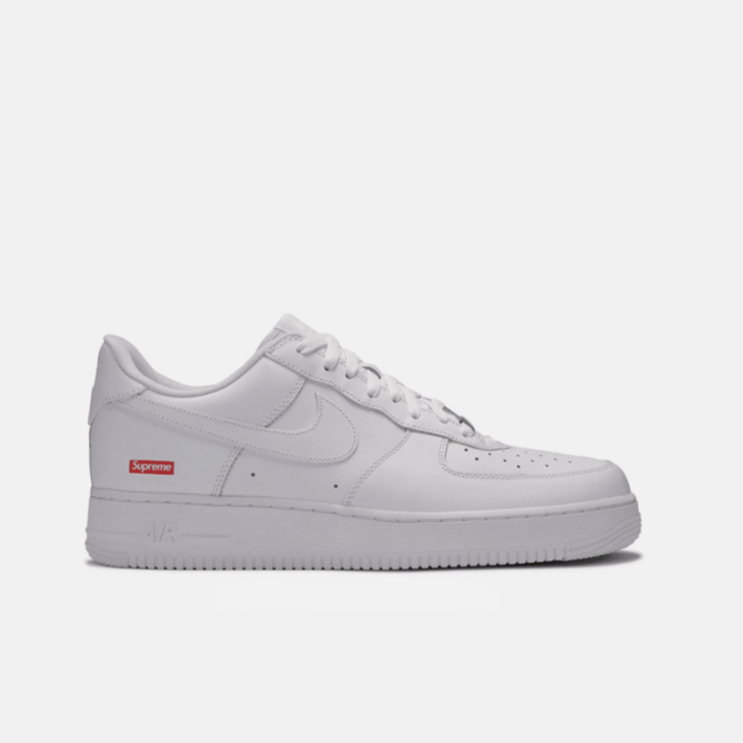 AIR FORCE ONE SUPREME WHITE