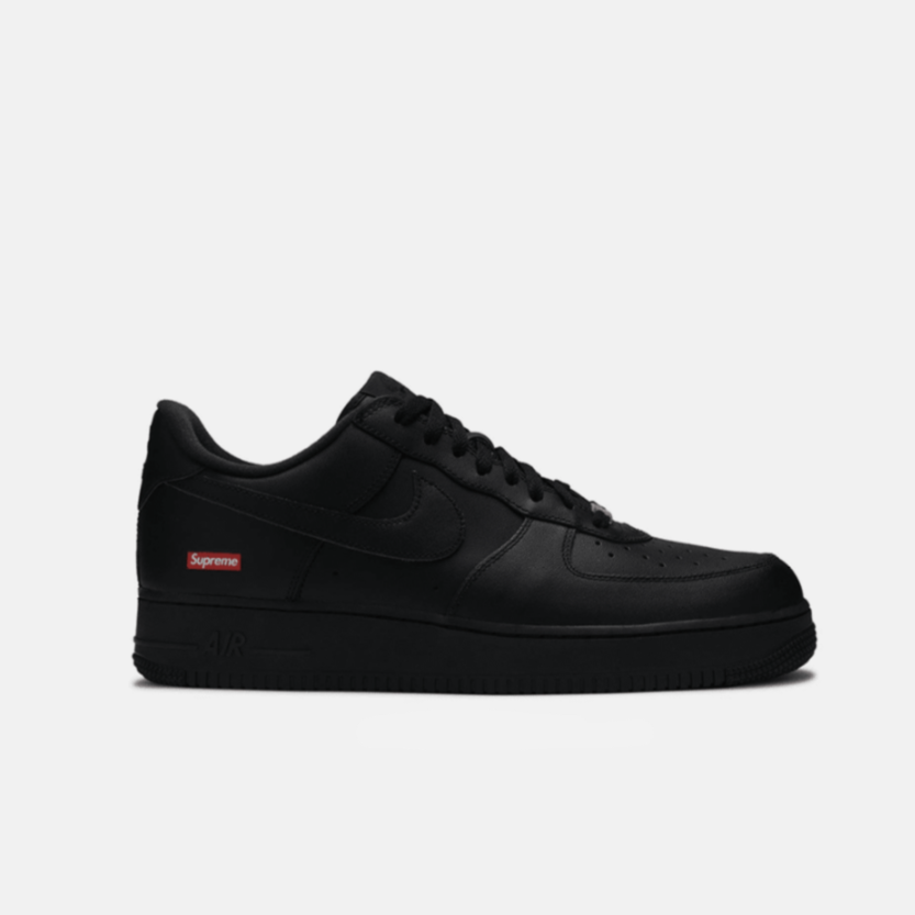 AIR FORCE ONE SUPREME BLACK