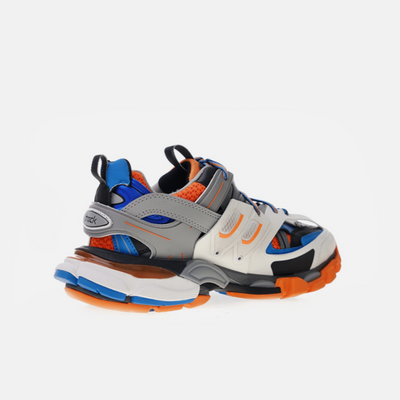 BALENCIAGA TRACK GREY ORANGE
