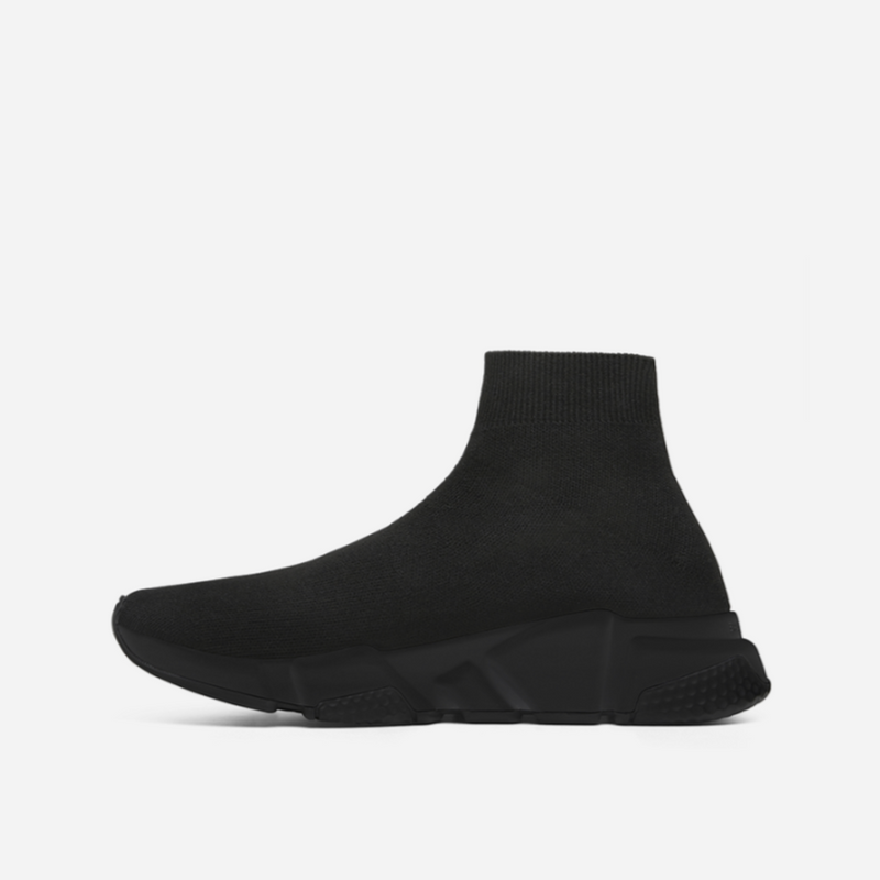 BALENCIAGA TRAINER SPEED TRIPLE BLACK