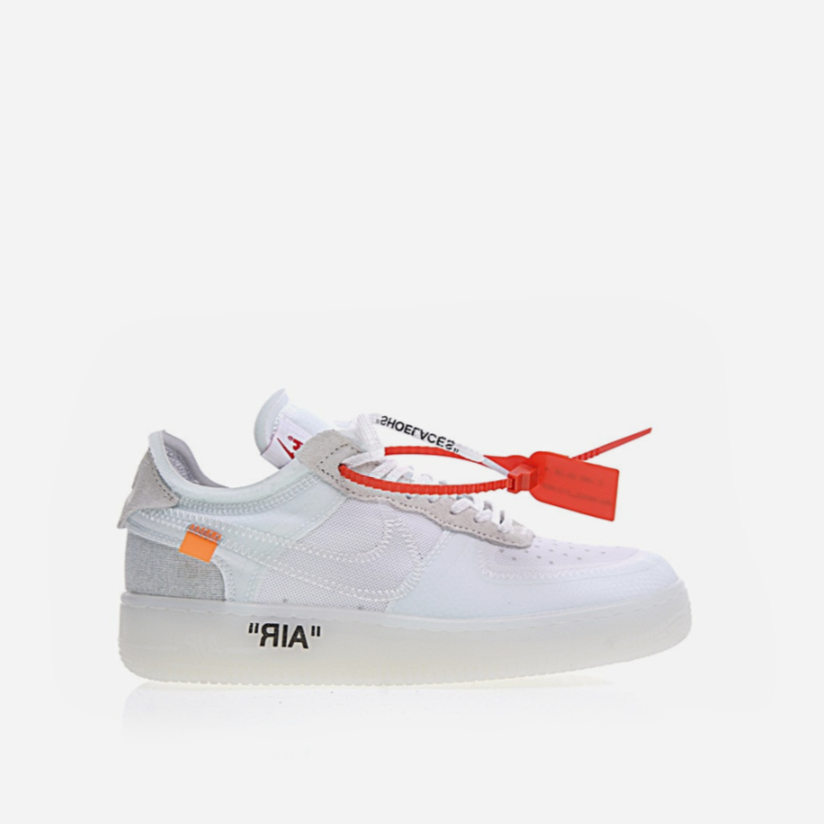 AIR FORCE ONE OFF WHITE THE TEN