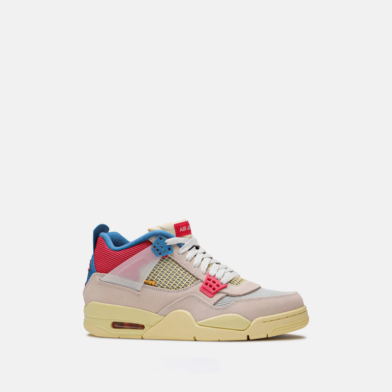 AIR JORDAN 4 OFF x UNION LA GUAVA ICE