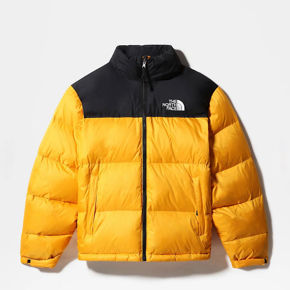 North Face 700 X Nuptse JAUNE