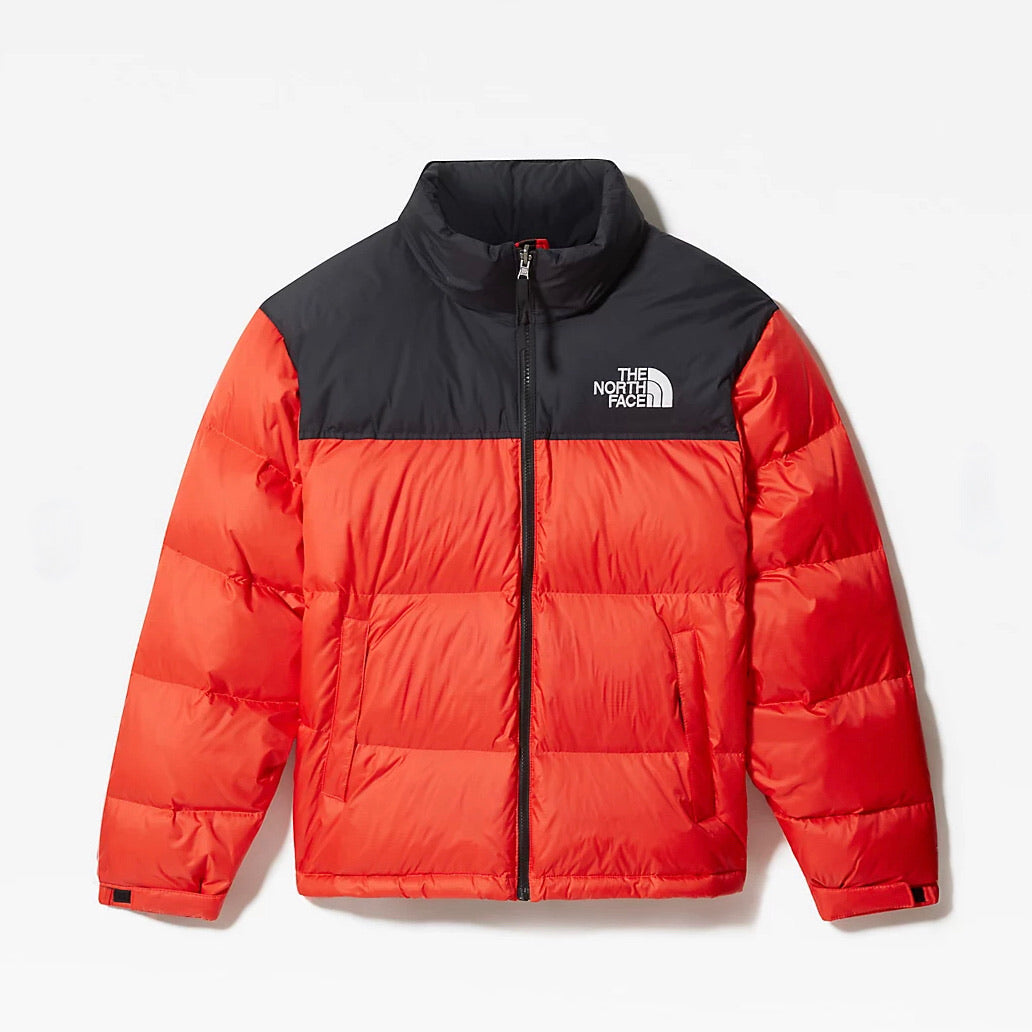 North Face 700 X Nuptse ROUGE
