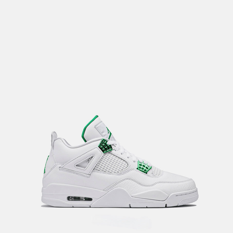 AIR JORDAN 4 GREEN METALLIC