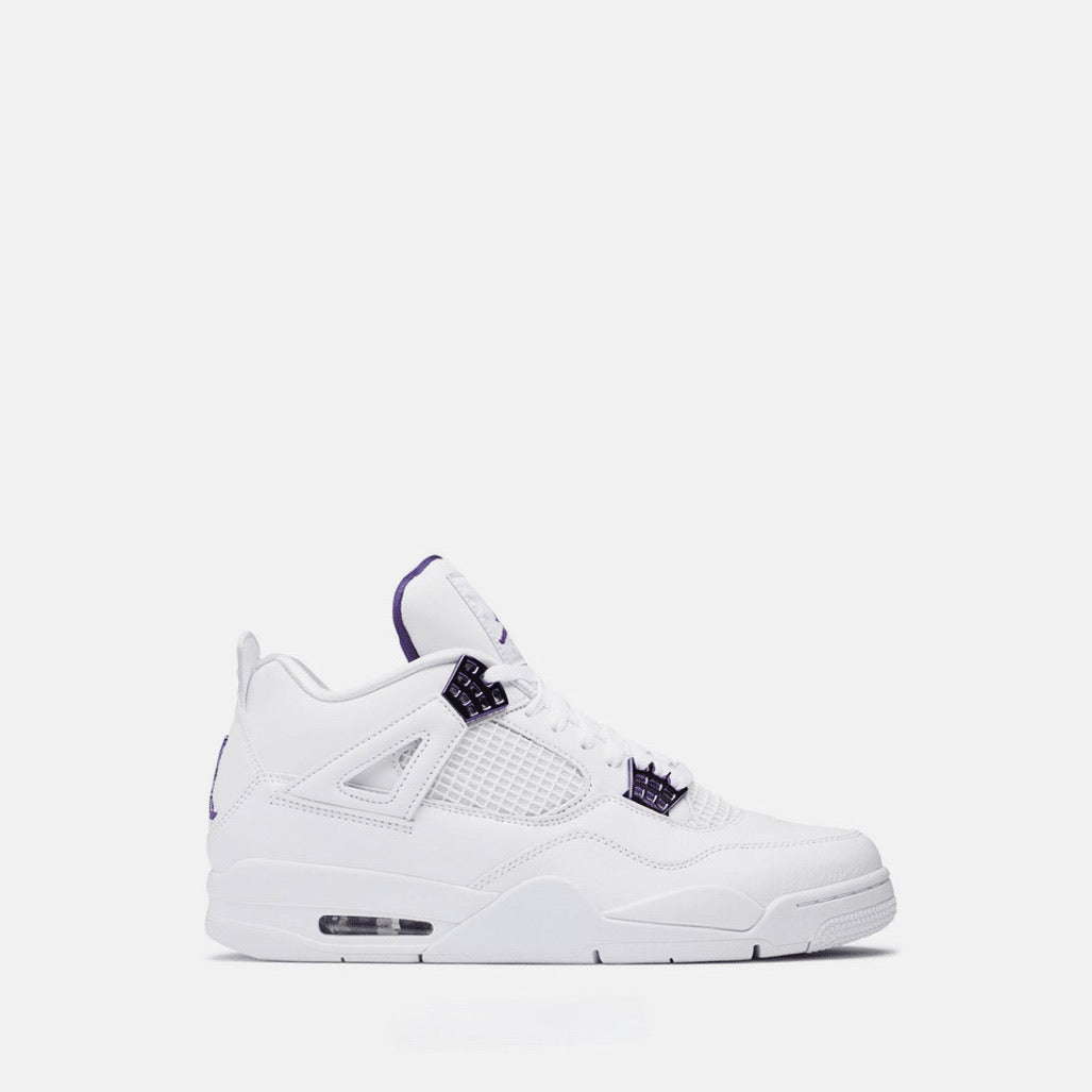 AIR JORDAN 4 PURPLE METALLIC