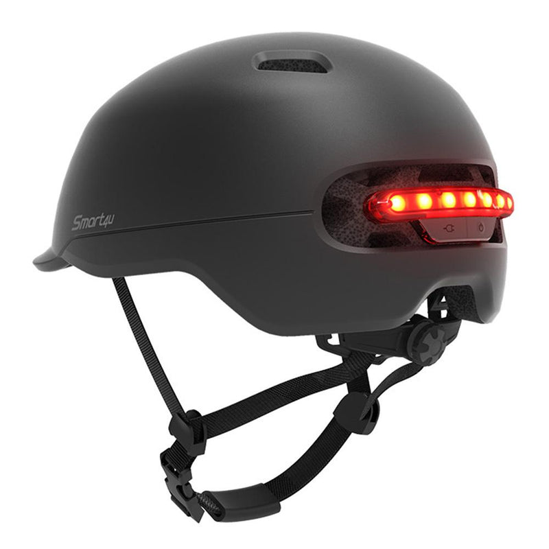 Xiaomi Smart4u City Riding Smart Flash Helmet (stl L) Sort