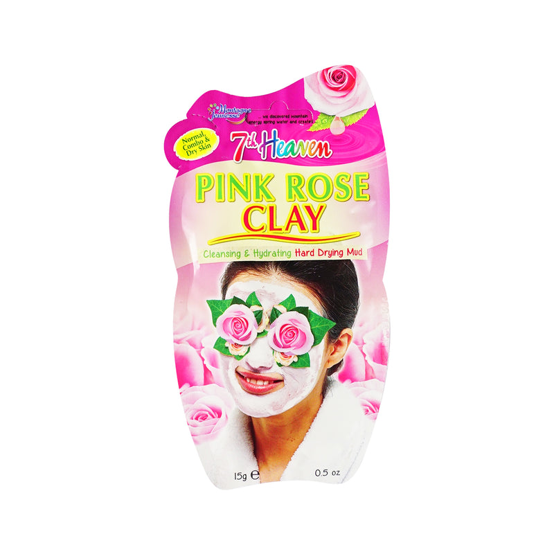 Montagne Jeunesse Pink Rose + Clay 10 ml - Scandea O2O
