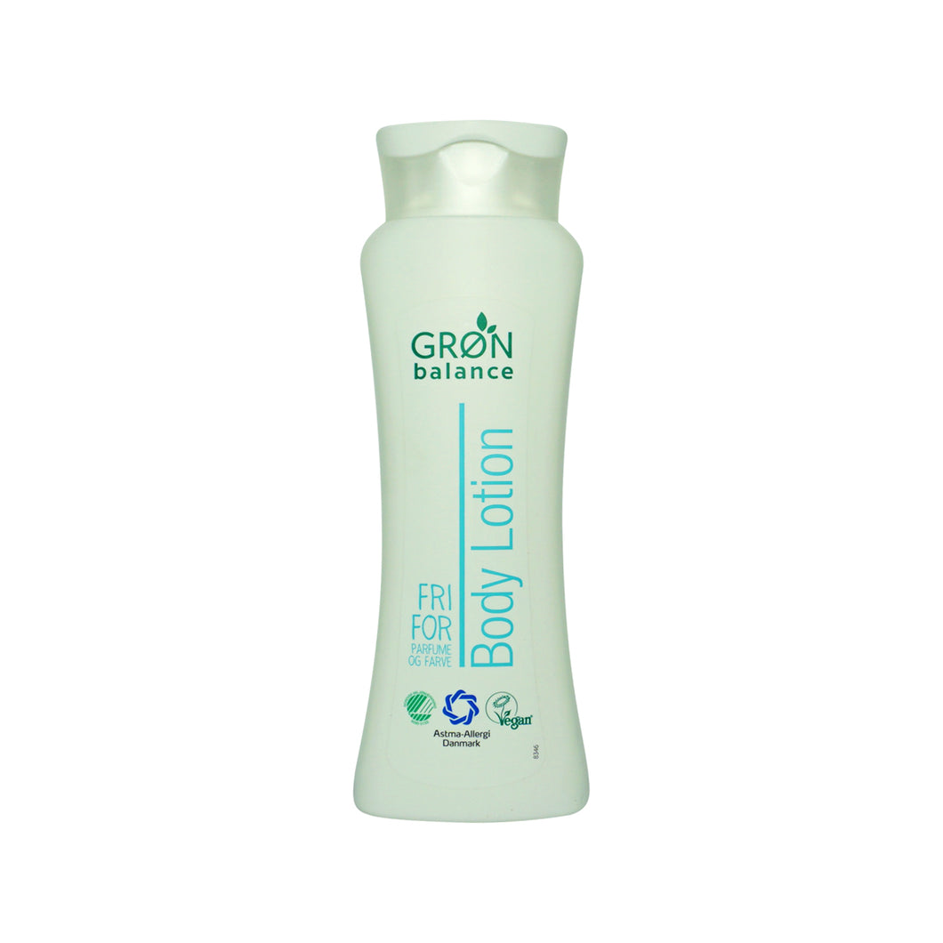 Grøn balance bodylotion 300 ml - Scandea O2O