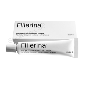 Fillerina Eye & Lip Cream Grad 2 15 ml. - Scandea O2O