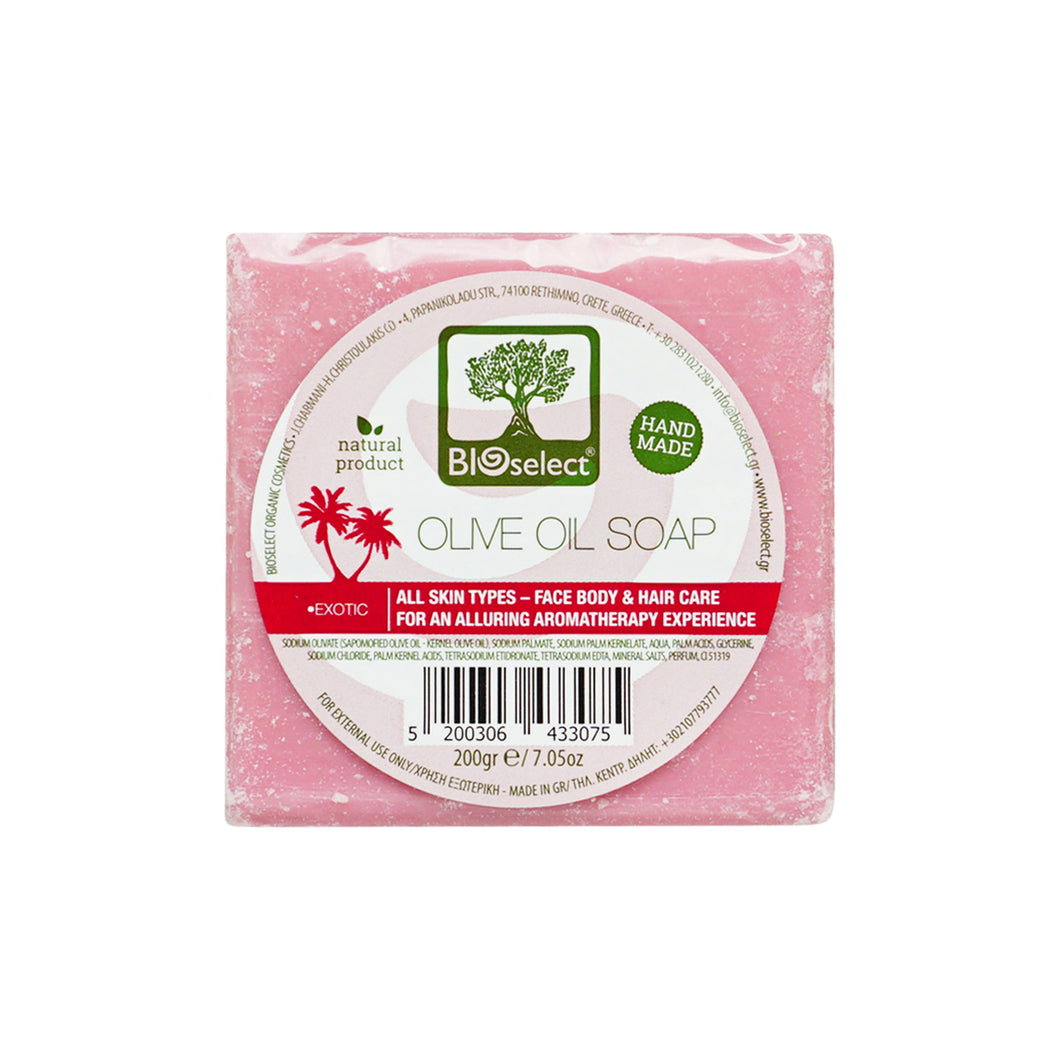 Oliven sæbe Exotic Soap