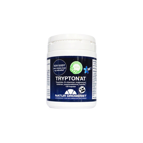 Natur-Drogeriet Trypton*At 120 kaps. - Scandea O2O