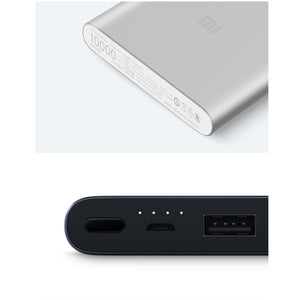 Xiaomi Mi Power Bank 2S 10000 mAh Silver