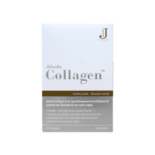 Jabushe Collagen 30 doses - Scandea O2O
