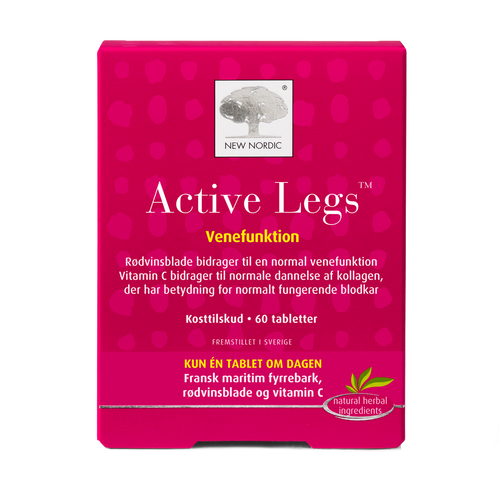 New Nordic Active Legs 30 tabl. - Scandea O2O