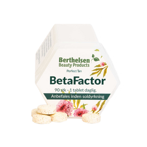 Berthelsen Beta Factor 90 tabl. - Scandea O2O