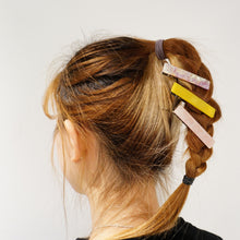 Indlæs billede til gallerivisning Classic Hair Clip Small Yellow - Scandea O2O