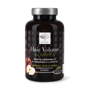 New Nordic Hair Volume Gummies 60 tabl. - Scandea O2O