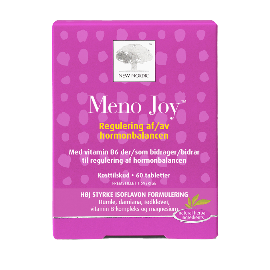 New Nordic Meno Joy 60 tabl. - Scandea O2O